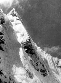 Jirishanca (6094m)