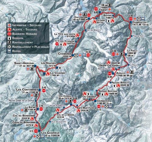 Ultra Trail Mont Blanc