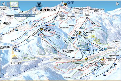 Arlberg / St Anton