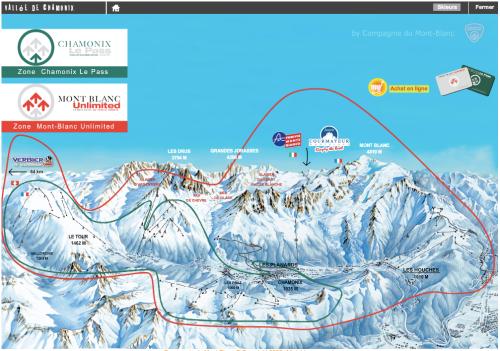 Mont Blanc Unlimited / Chamonix Le Pass