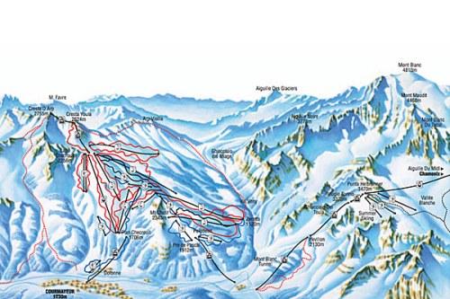 Courmayeur / Funivie Monte Bianco