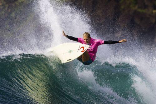 Women's Winner Stephanie Gilmore