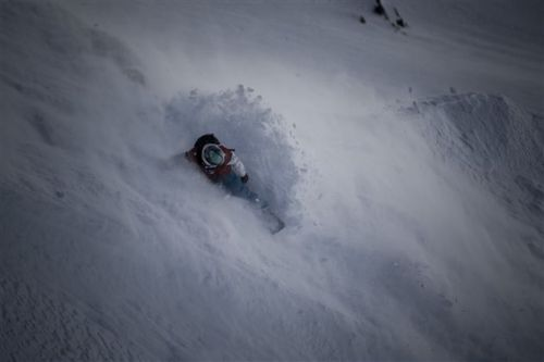 Douds Charlet, Verbier Xtreme 2010