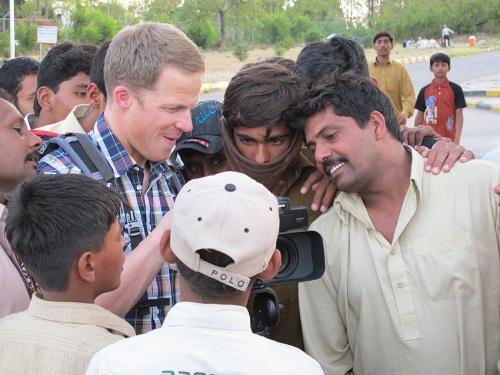 Fredrik Ericsson Islamabad Pakistan