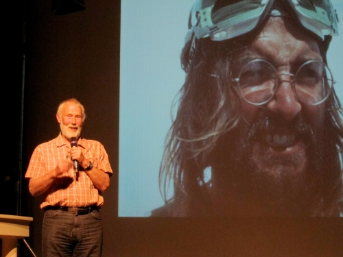 Sir Chris Bonington Lifetime Achievement Award Doug Scott