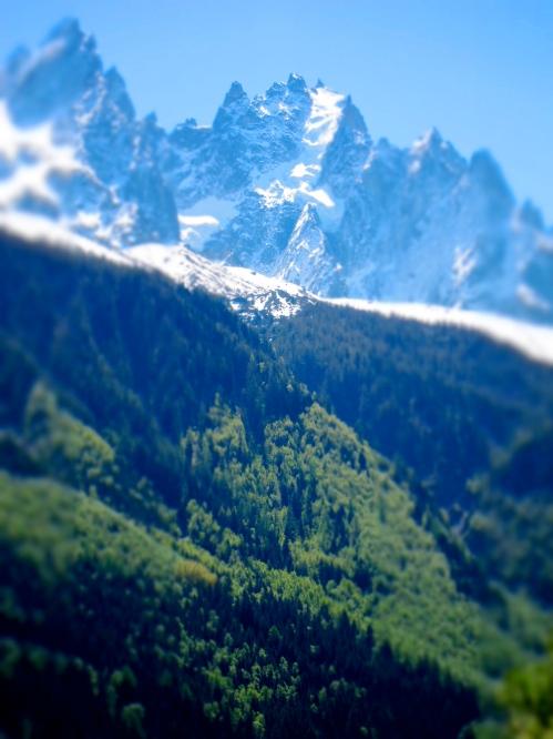 North Face Aiguille du Plan Xavier de Le Rue Andreas Fransson