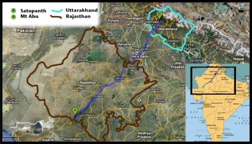 Garhwal Himalaya