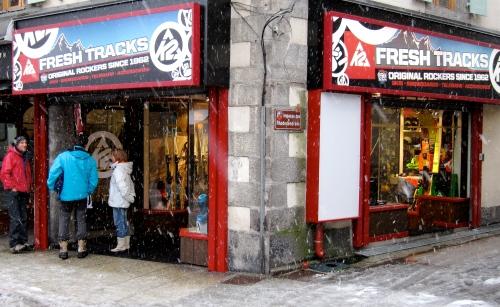 K2 store Chamonix