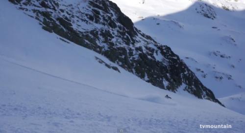 Glacier du Mort, Chamonix