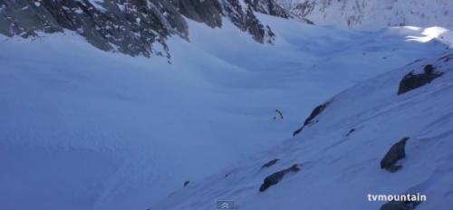 Glacier des Drus